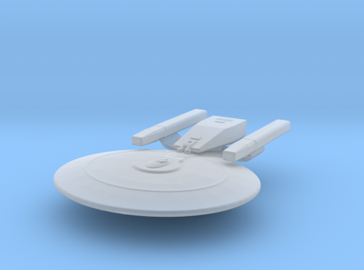 Springfield Class 1/7000 Attack Wing 3d printed
