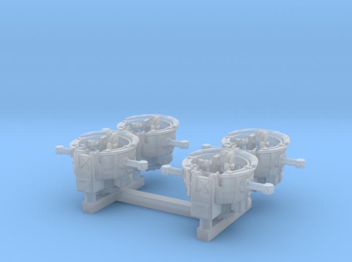 1/700 RN WW2 HACS MKIV Open (4) 3d printed 1/700 RN WW2 HACS MKIV Open (4)