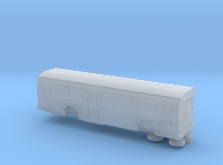 N Scale Gillig Phantom bus 35' 3d printed