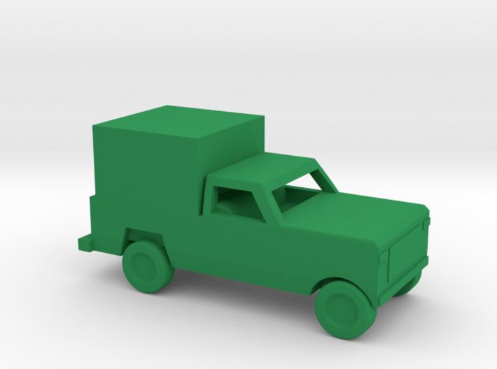 1/144 Scale Dodge Pickup Box M883 3d printed