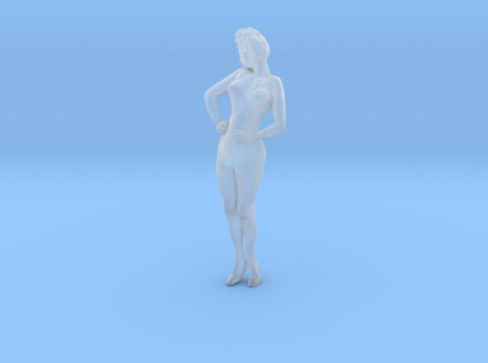 1-30 Betty Grable Bathsuit 3d printed