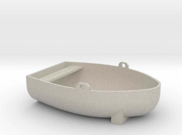 The shore 3d printed