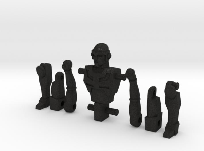 Jack 3d printed