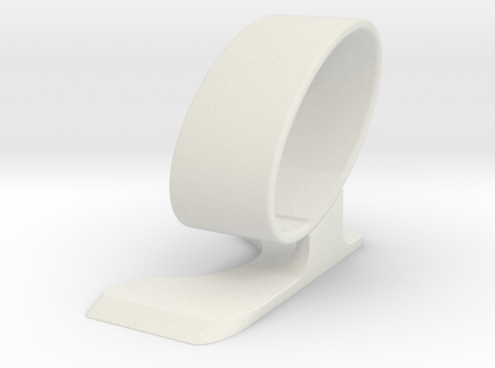 Wristwatch stand - side A  3d printed