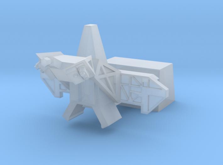 Fugro RILA N Scale  3d printed
