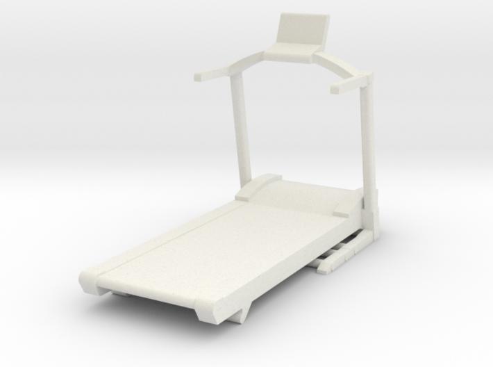 1:48 Treadmill 3d printed