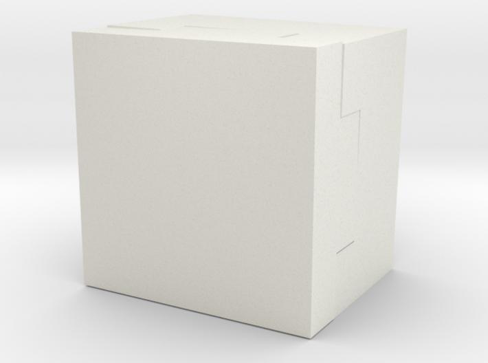 Protecting Block 3d printed