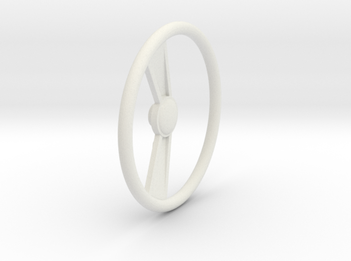 Steering Wheel V1 1/12 3d printed