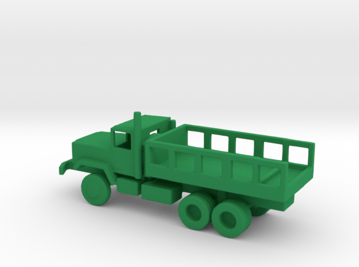1/200 Scale M929 Long Bed Cargo Truck 3d printed