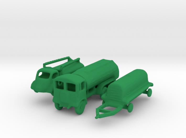 1/200 Scale UK Airfield Tanker Set 3d printed