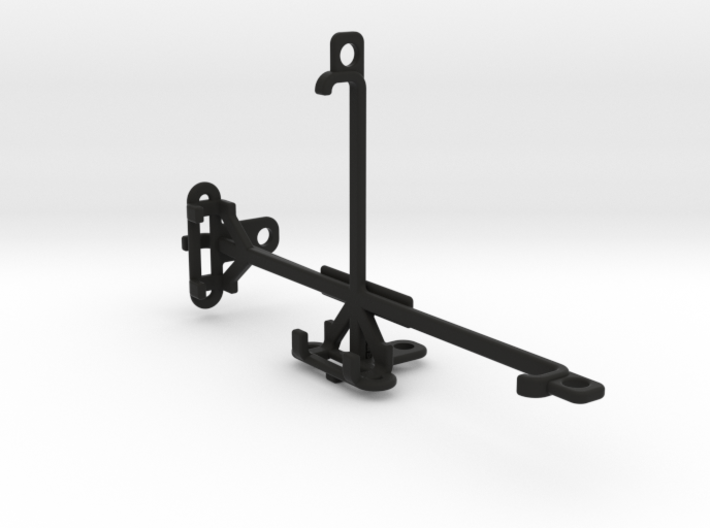 Gionee M6 Plus tripod & stabilizer mount 3d printed