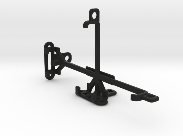 Intex Aqua Y2 Remote tripod & stabilizer mount 3d printed