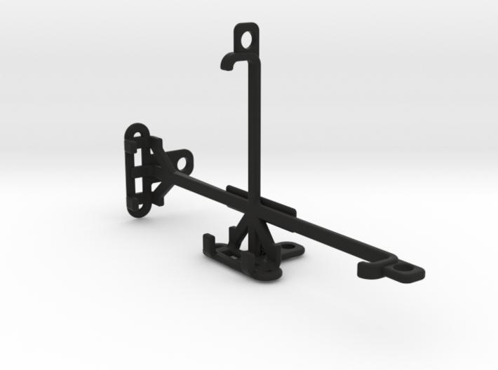 QMobile Noir A750 tripod & stabilizer mount 3d printed