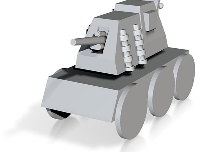 Tank1 3d printed