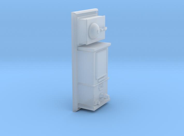 EP721 Block Instrument 3d printed