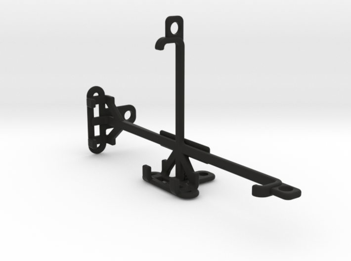 Yezz Andy 5E LTE tripod & stabilizer mount 3d printed