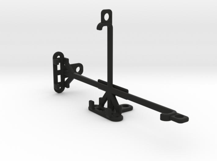 ZTE nubia Z11 tripod & stabilizer mount 3d printed