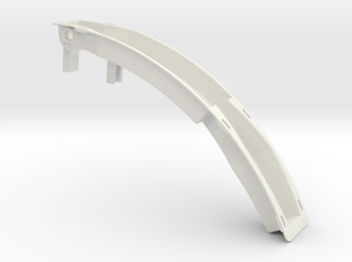 TM01 Utility Arm Backplate CSL 3d printed