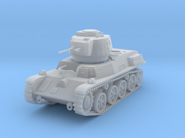PV122D 38M Toldi I Light Tank (1/144) 3d printed