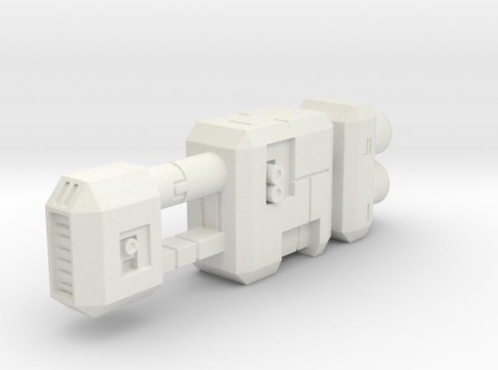 Tanker 2 3d printed