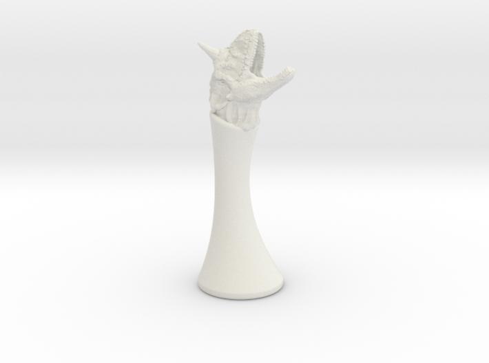 (Chess) Carnotaurus Knight 3d printed