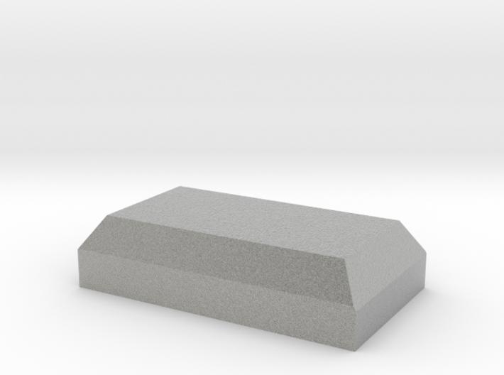 石頭盒子 3d printed