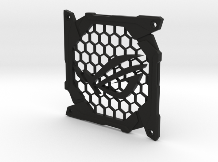 Fan grill (ROG) 3d printed