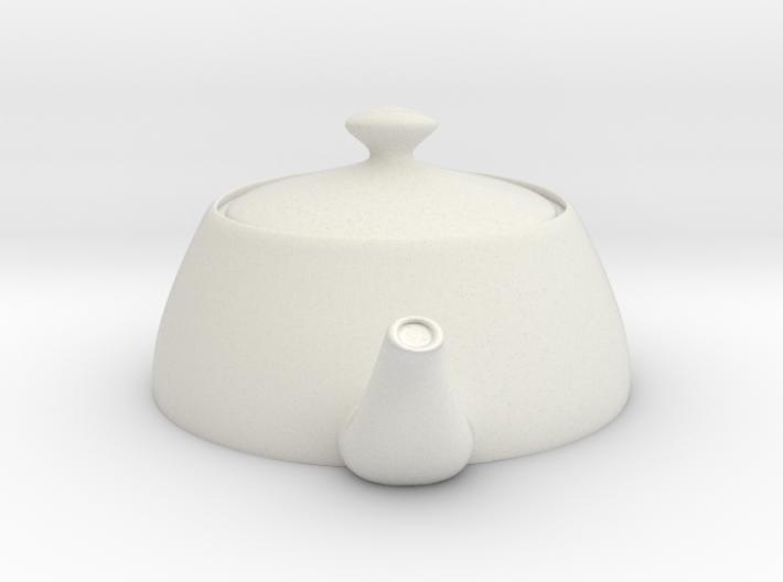 Nizaro T Pot Design06 3d printed