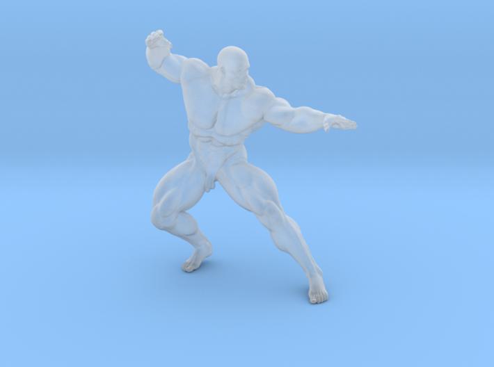 Mini Strong Man 1/64 021 3d printed