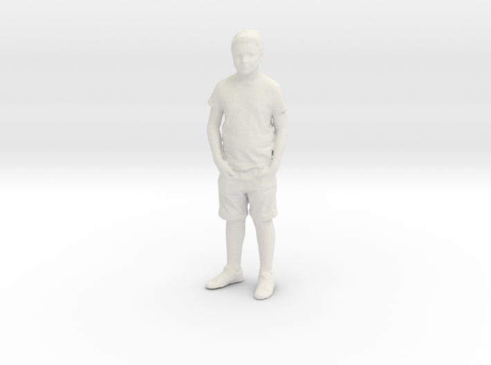 Printle C Kid 022-w/o base 3d printed
