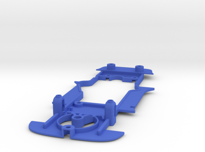 1/32 Carrera Porsche RSR Chassis for Slot.it AW 3d printed