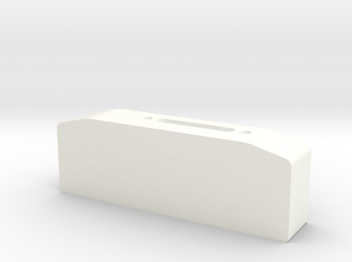 Winch box depth 25 mm for standard hawse fairlead 3d printed
