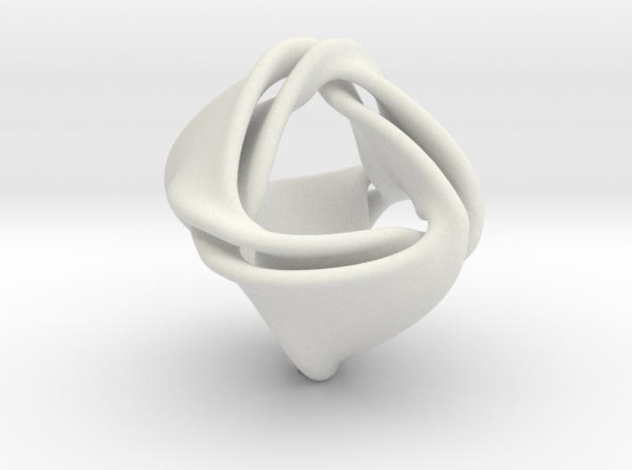 Tetra-ducov (no holes) 3d printed