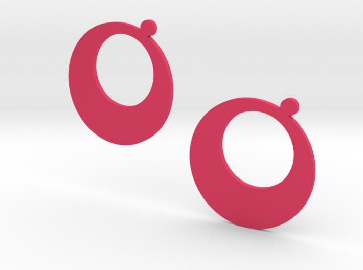 Pink fashion 3d printed