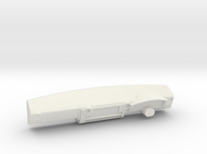 LC 90 Dash 3d printed