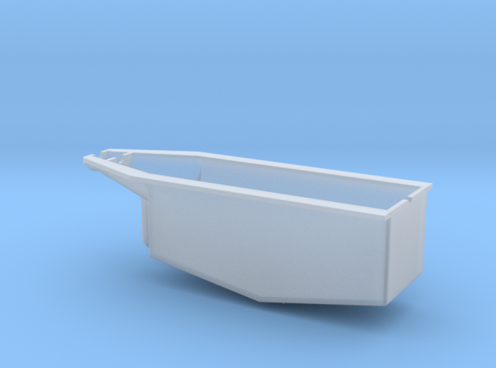 OX5-16 Scale-Lower Crankcase 3d printed