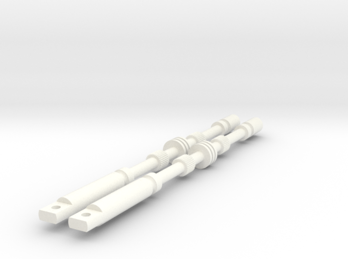 ANH Rods 3d printed