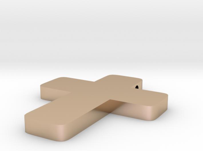 Tinny Cross 3d printed