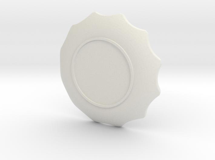 盤子.stl 3d printed