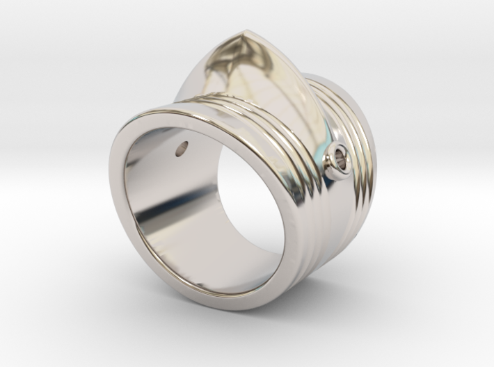 Couter Ring 3d printed