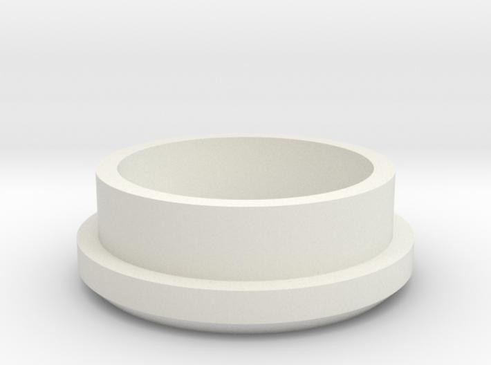 """Charging Cap - 1"""" Thin Wall Blank 3d printed"""