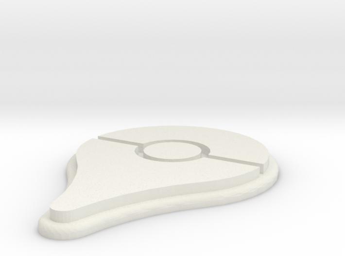 Pokemon Go Pin Mini-Magnet 3d printed