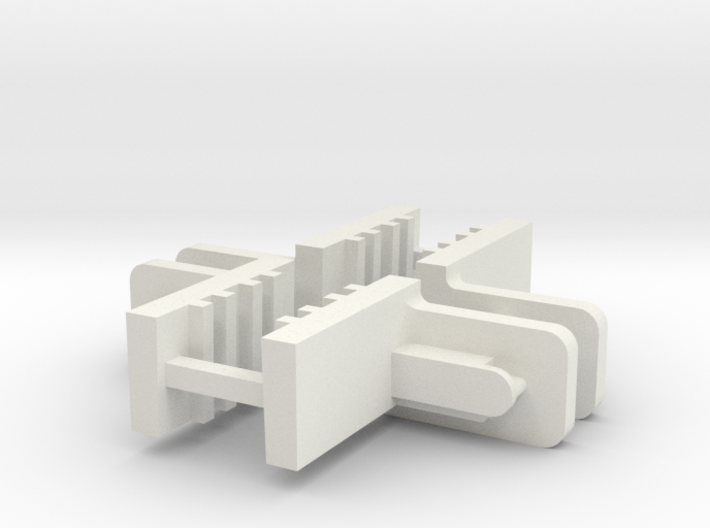 FixLat Mosler -2 MiniZ 2pr 3d printed
