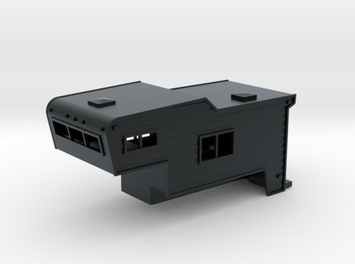 HO-Scale (1/87) Slide-in Camper 3d printed