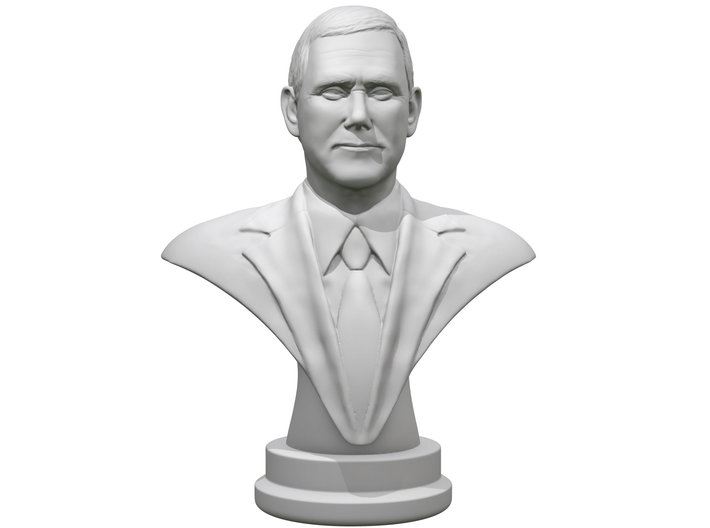 Mike Pence 3d printed