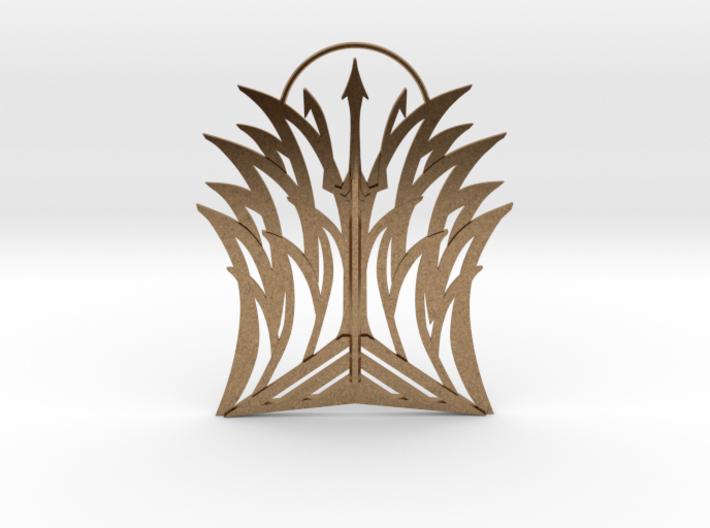 Poseidon pendant z3j8kl3nf by michaelpenn poseidon pendant 3d printed aloadofball Choice Image