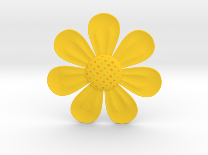 Blomma 3d printed