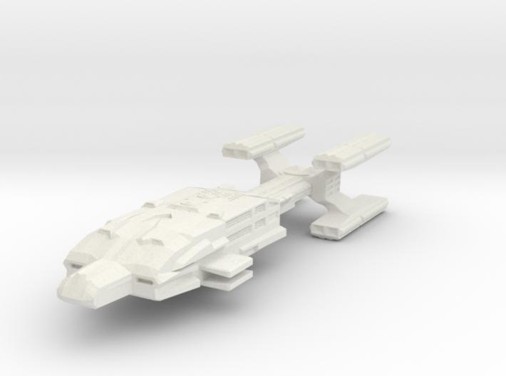 Hvy Destroyer 3d printed