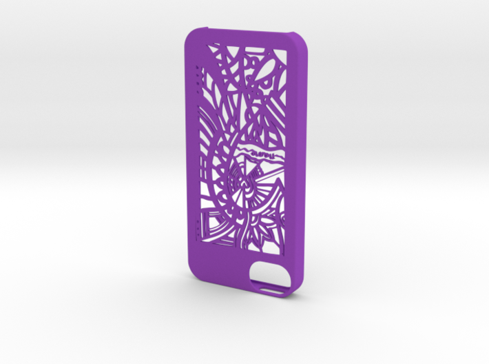Iphone5 Case Fladders 3d printed