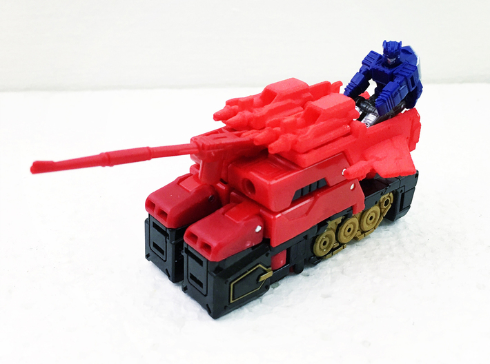 TR Frenzy Piledriver Accessories  3d printed